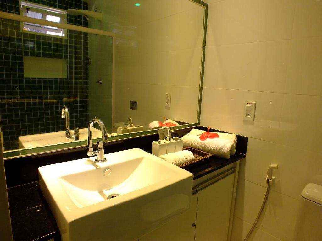 banheiro flat casinhas do morro de sao paulo