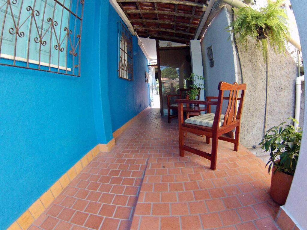 varanda flat casinhas do morro de sao paulo