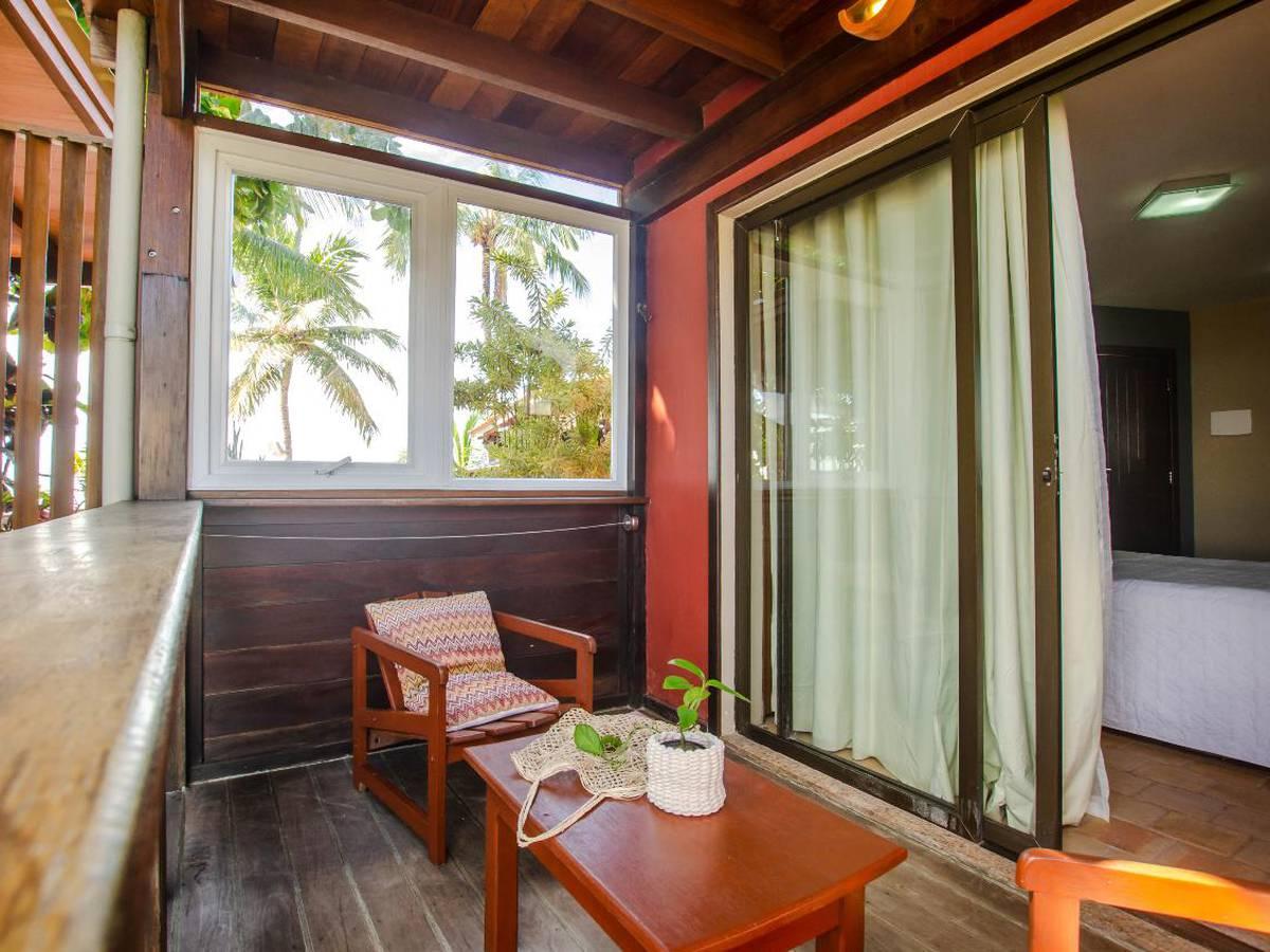varanda le terrace beach hotel