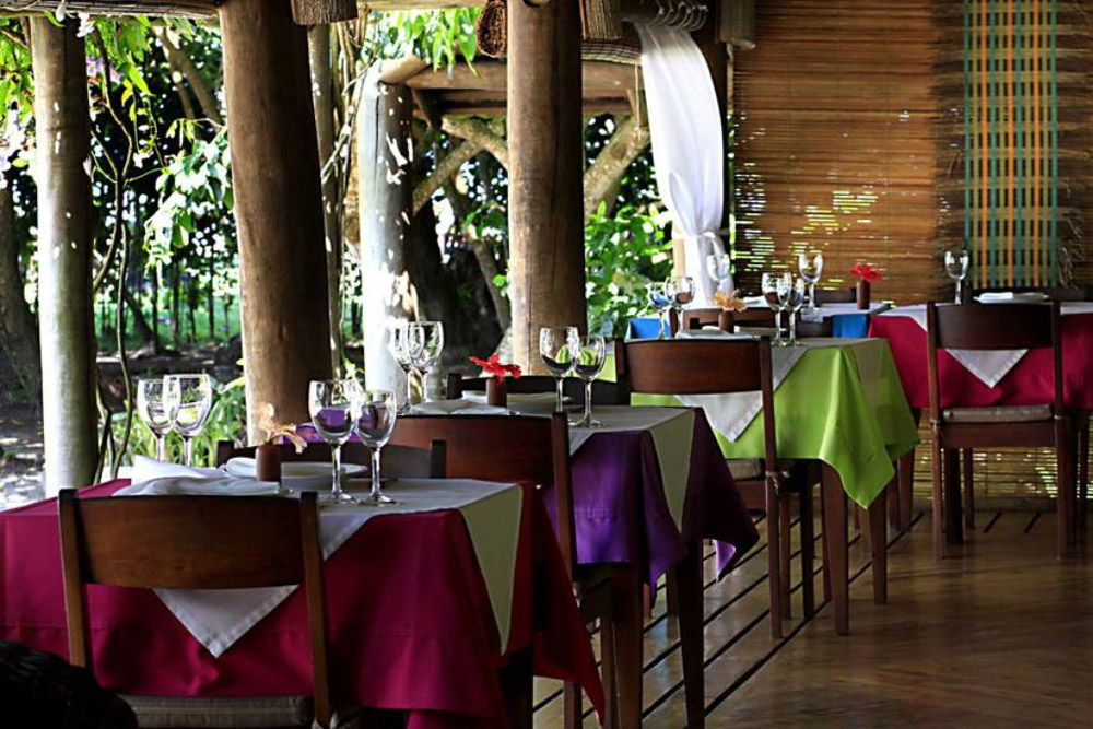 restaurante hotel anima