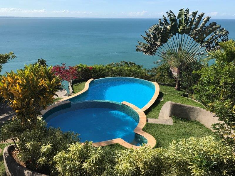 piscina pousada bangalo dos sonhos