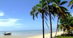 Praia do Encanto de Morro de São Paulo