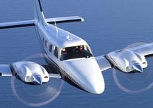 Air Taxi Aerostar