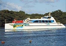 Catamarán Biotur
