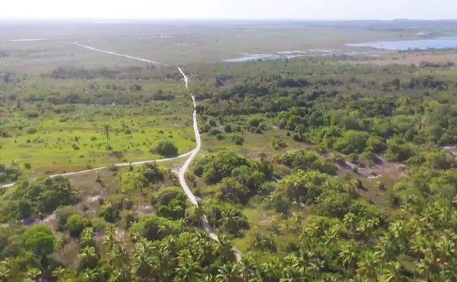 passeio quadriciclo trilhas ilha de Tinhare