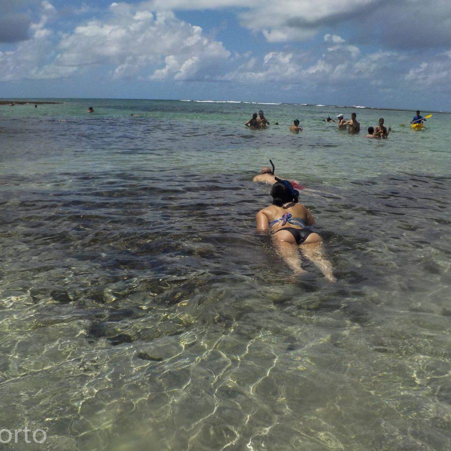 piscinas naturais ilha de boipeba