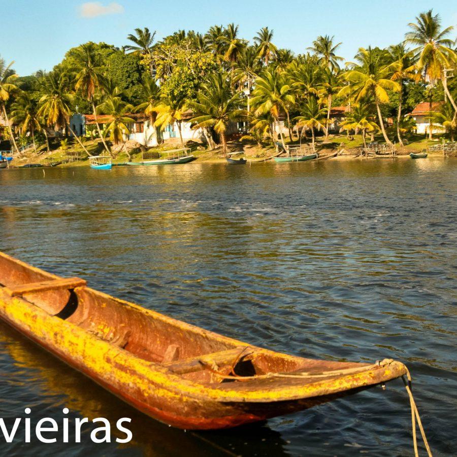 povoado canavieiras ilha de tinhare