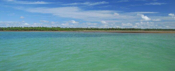 praia de morere ilha de boipeba