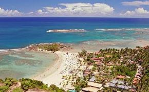 playas morro de san pablo