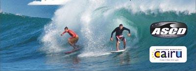 Campeonato de surf em Morro de São Paulo