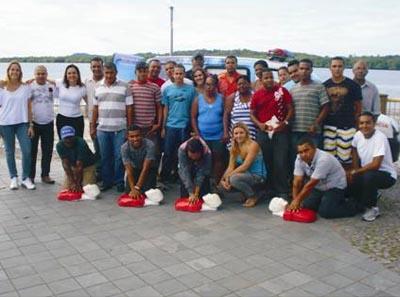 Curso de Pronto Socorro em Morro de São Paulo e região