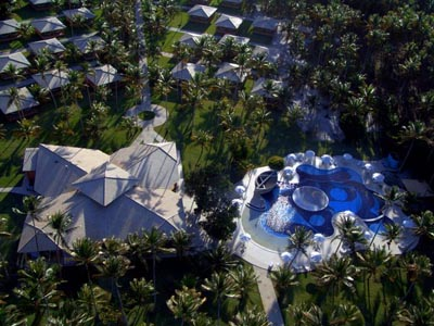 Hospedagem No Patachocas Resort em Morro de São Paulo