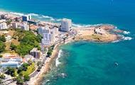 Transfer terrestre de Salvador da Bahia até Morro de São Paulo   atravessando a Baía de todos os Santos