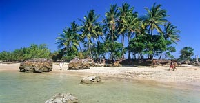 Ilha da Saudade en la Segunda Praya de Morro de San Pablo