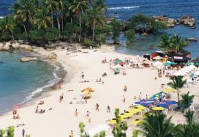 Tercera Playa de Morro de San Pablo