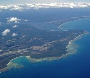 O Arquipélago de Tinharé-Boipeba