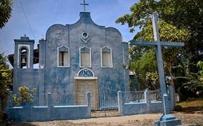 Igreja do Divino Espírito Santo - Boipeba