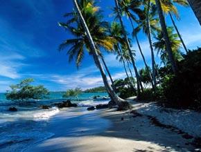 A Praia de Boipeba