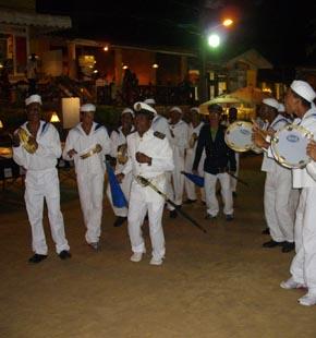 Folclore na vila