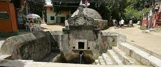 A Fonte grande de Morro de São Paulo