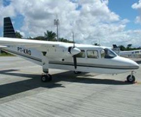 transfer aéreo para Garapuá via Morro de São Paulo