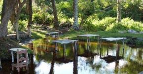 A Lagoa de garapuá