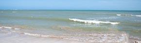 O mar de Garapuá