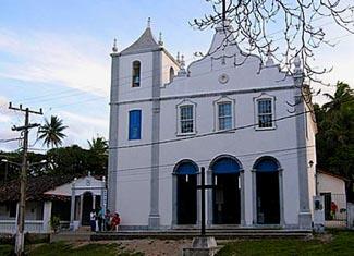 Igreja de Morro de São Paulo