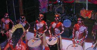 Fiesta en lo Teatro de Morro de Sao Paulo