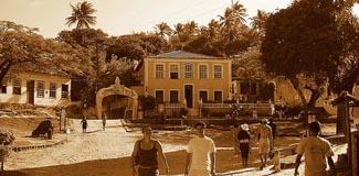Villa vieja de morro de San Pablo